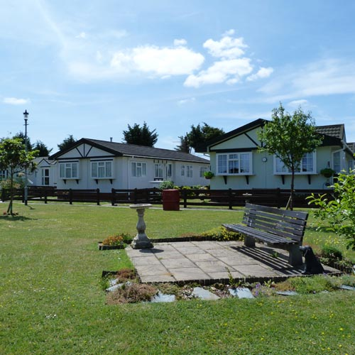 Greenford Park Homes Mobile Home Parks In South East England Uk