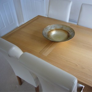 Dining Suite in brand new showhome, at Ferndale Park, Bray, Berkshire