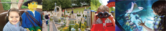 Views of Legoland