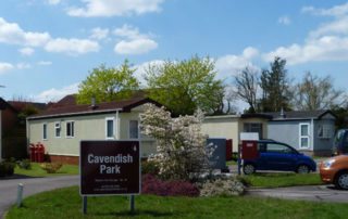 Greenford Park Homes' Cavendish Park in Sandhurst