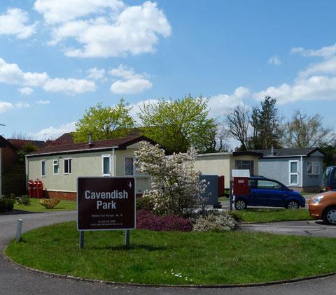Greenford Park Homes' Cavendish Park in Sandhurst