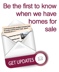 Join our mailing list to get updates on homes for sale