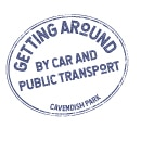 Car and Transport links to Cavendish Park near Sandhurst