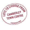Great options for shopping, eating out and entertainment in nearby Camberley town centre