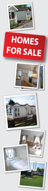 Mobile homes for sale near Hampshire, Berkshire, Surrey
