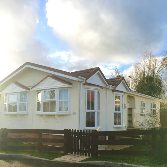 Twin unit mobile home for sale near Windsor