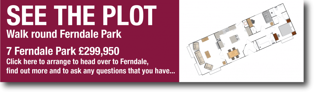 Book to come and see the plot at Ferndale Park