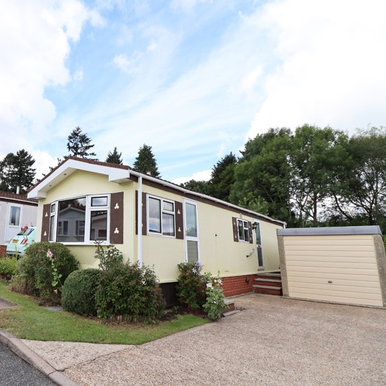 Mobile home for sale Surrey Box Hill